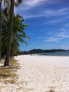 herrlich langer Strand!